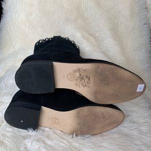 MICHAEL Michael Kors Shoes - Michael Kors black studded booties